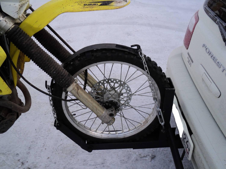 Фаркоп для мотоцикла своими руками фото